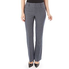 Petite Apt. 9® Wide Waist Dress Pants