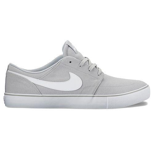 42801116bc65 Nike SB Solarsoft Portmore II Men s Skate Shoes