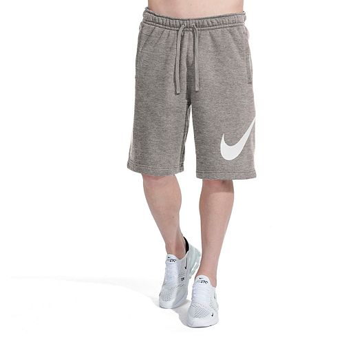 b92f7e17 Big & Tall Men's Nike Club Fleece Shorts