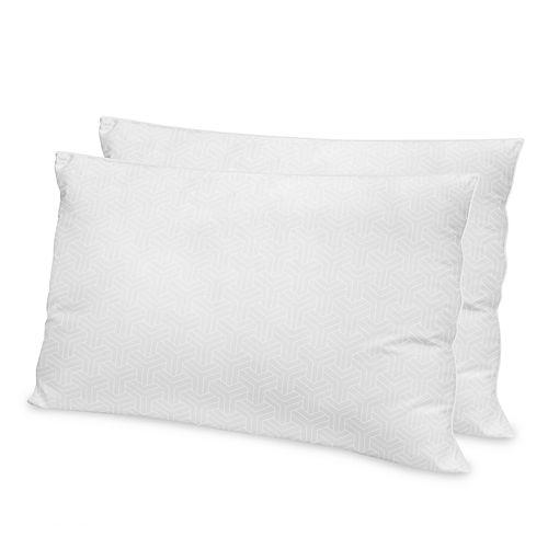 Restonic 2-pack Hotel Quality Gel Fiber Pillow