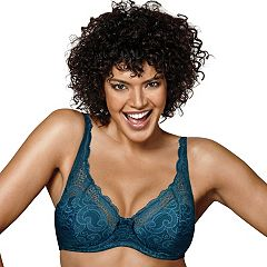 9893b21f133 Playtex Bras  Love My Curves Beautiful Lift Lightly Lined Full-Figure  Underwire Bra US4514