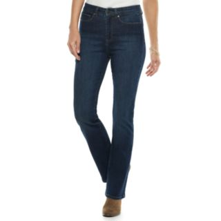 Women's Croft & Barrow® Classic Bootcut Jeans