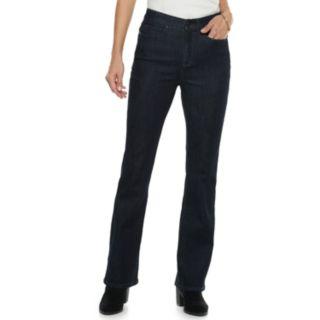 Women's Croft & Barrow® Classic Bootcut Jeans