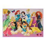 Disney's Princess Party Rug - 4'6'' x 6'6''