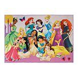 Disney's Princess Party Rug - 4'6'' x 6'6''
