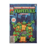 Nickelodeon ''Teenage Mutant Ninja Turtles'' Rug - 4'6'' x 6'6''