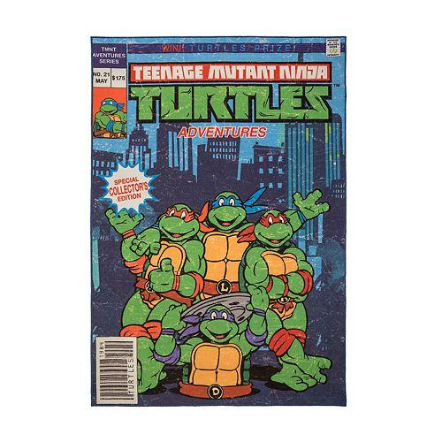 Nickelodeon ''Teenage Mutant Ninja Turtles'' Rug - 4'6'' x 6'6''