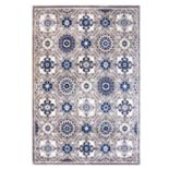 Gertmenian Avenue 33 Veranda Fairfield Indoor Outdoor Medallion Rug