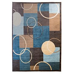 Gertmenian Avenue 33 Veranda Boswell Indoor Outdoor Geometric Rug