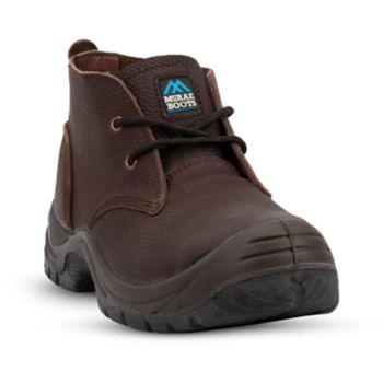 McRae Industrial Safety Casual Men's Chukka Work Boots
