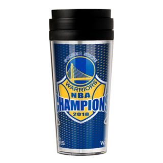 Golden State Warriors 2018 NBA Finals Champions Acrylic Tumbler