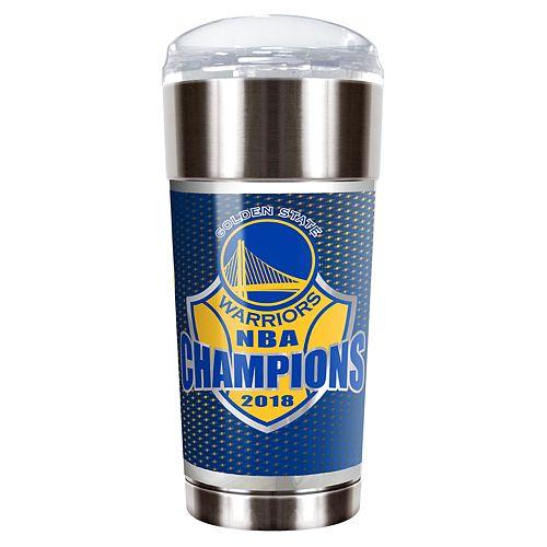 Golden State Warriors 2018 NBA Finals Champions Insulated Tumbler