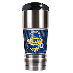 Golden State Warriors 2018 NBA Finals Champions Travel Mug
