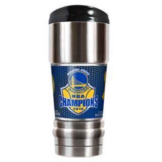 Golden State Warriors 2018 NBA Finals Champions Travel Mug