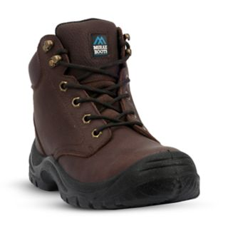 McRae Industrial Safety Casual Men's Steel Toe Work Boots