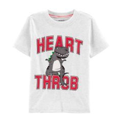 Boys Graphic T Shirts Valentine S Day Kids Tops Tees Tops