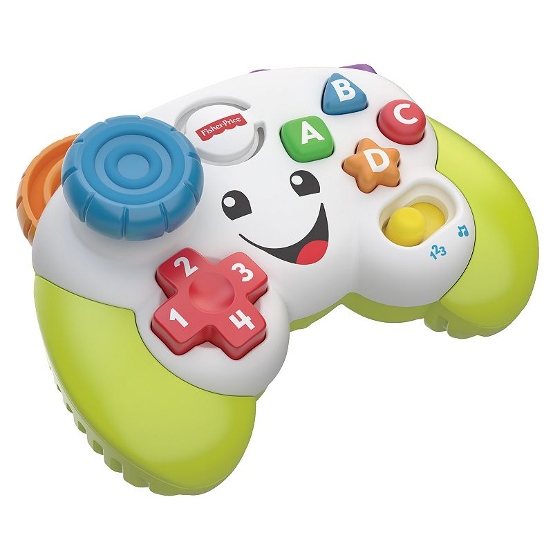 Fisher-Price Laugh & Learn Game & Learn Controller. Multicolor