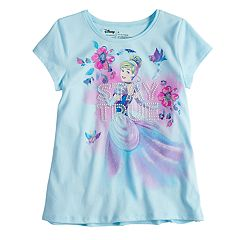 Disney's Cinderella Girls 4-10 'Stay True' Glitter Graphic by Disney/Jumping Beans®