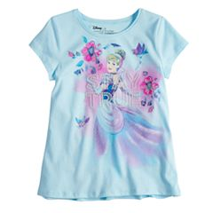 Disney's Cinderella Toddler Girl 'Stay True' Glitter Graphic by Disney/Jumping Beans®