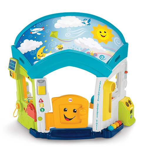 Fisher Price Laugh Amp Learn Smart Learning Home