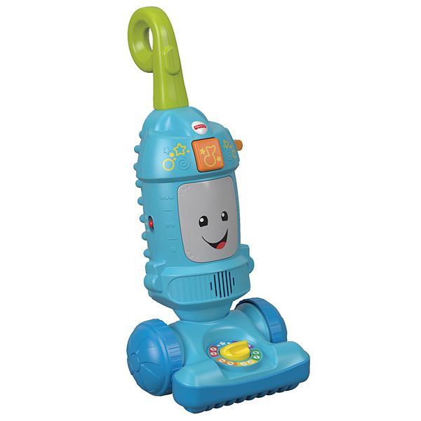 Fisher Price Laugh Learn Light Up Learning Vacuum
