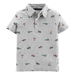 Toddler Boy Carter's Vehicles Polo