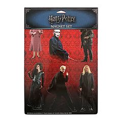 Harry Potter Evil Characters Magnet Set