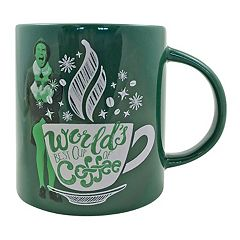 Elf the Movie 'World's Best Cup of Coffee' 15-ounce Boxed Ceramic Mug