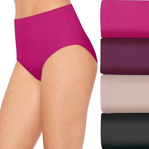 2498d26259da Women's Hanes 4+1 Bonus Pack Ultimate Breathable Comfort Ultra Light Briefs  40ULBB