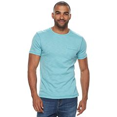 Men's Apt. 9® Slim-Fit Slubbed Pocket Tee