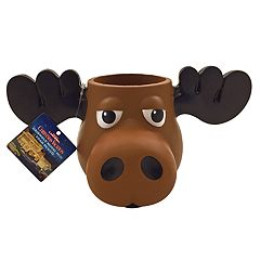 National Lampoon's Christmas Vacation Griswold Formed Foam Moose Can Cooler by ICUP