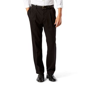Big & Tall Dockers® Stretch Easy Khaki D3 Classic-Fit Pleated Pants