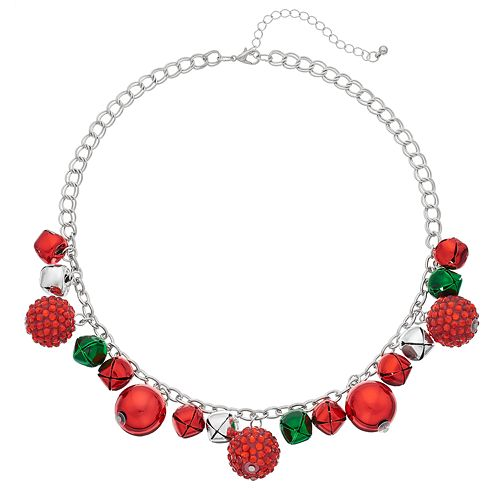 Holiday Jingle Bell Necklace
