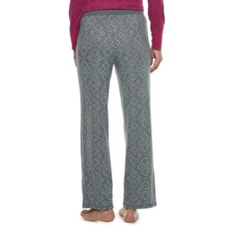 Women's Croft & Barrow® Printed Pajama Pants