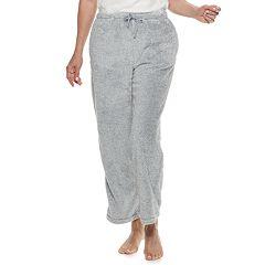 Women's Croft & Barrow® Plus Pajama Pants