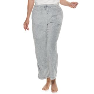 Women's Croft & Barrow® Plus Pajama Pants