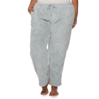 Plus Size Croft & Barrow® Plus Pajama Pants