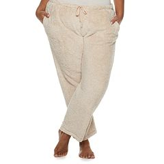 Plus Size Croft & Barrow® Plus Pajama Pants