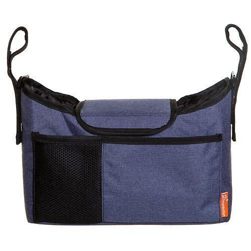 Dreambaby Strollerbuddy On-The-Go Denim Bag