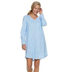 Women's Croft & Barrow® Sleepshirt
