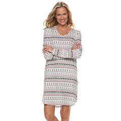 Women's Croft & Barrow® Sleepshirt