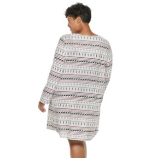 Plus Size Croft & Barrow® Sleepshirt