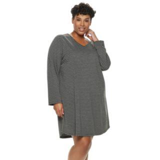 Plus Size Croft & Barrow® Sleepshirt
