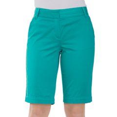 Women's IZOD Bar Harbor Berumda Shorts