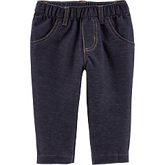 Baby Girl Carter's Denim-Like Leggings