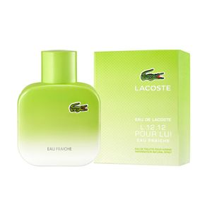 closer at huge selection of top brands Lacoste Eau de Lacoste L.12.12 Blanc White Men's Cologne - Eau de Toilette