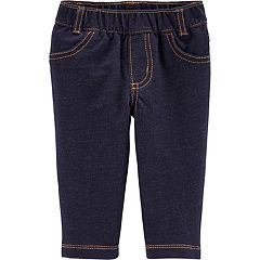 Baby Boy Carter's Denim-Like Pants