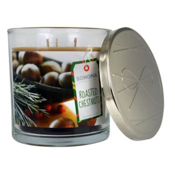 SONOMA Goods for Life? 14-oz. Roasted Chestnuts Candle Jar