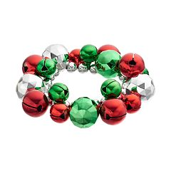 Jingle Bell Cluster Stretch Bracelet