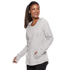 Women's Tek Gear® Ultrasoft Fleece Thumb Hole Hoodie